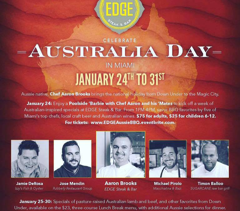 Australia Day 2016 @ EDGE