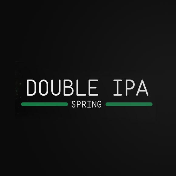 Spring: Double IPA