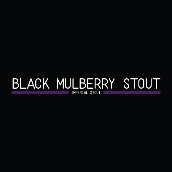 Black Mulberry Stout